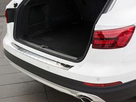Edelstahl Ladekantenschutz für Audi A4 Kombi Allroad B9 ab Baujahr 2016