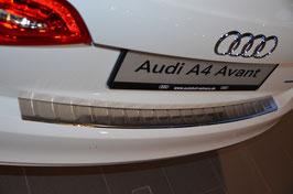 Edelstahl Ladekantenschutz für Audi A4 Avant 8K5 B8 Baujahr 04/2008-01/2012