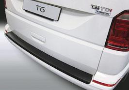 Ladekantenschutz Stoßstangenschutz für VW T6 ab Baujahr 09/2015 Caravelle / Multivan / Transporter mit Heckklappe