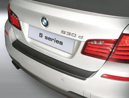 Ladekantenschutz Stoßstengenschutz für BMW 5er F10 Limousine  05/2010-09/2016