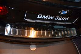 Ladekantenschutz aus EDELSTAHL für BMW 3er F31 ab 06/2012