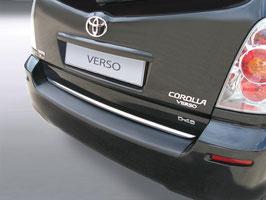 Ladekantenschutz für Toyota Corolla Verso 03/2004 - 03/2009