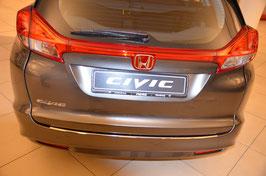 EDELSTAHL Ladekantenschutz für Honda Civic-Tourer ab 2014