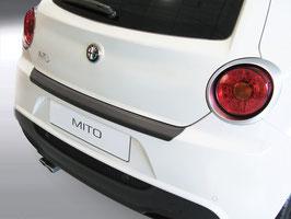 Ladekantenschutz Stoßstangenschutz für Alfa Romeo MITO ab 09/2008