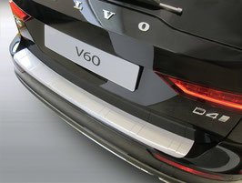 Ladekantenschutz Stoßstangenschutz Volvo V60 ab 09/2018