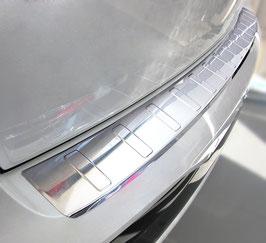 EDELSTAHL LADEKANTENSCHUTZ BMW X7 Typ G07 nur mit M Paket Stoßstange ab Bj. 03/2019