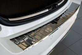 Edelstahl Ladekantenschutz für Toyota Auris II Schrägheck ab 2015