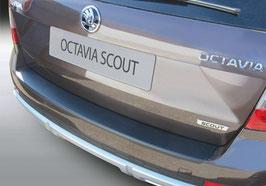 Ladekantenschutz für Skoda Octavia Scout Kombi Allradab 06/2013-04/2017 nicht Facelift