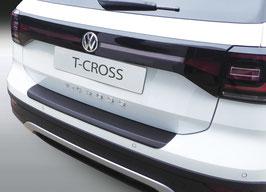STOßSTANGENSCHUTZ LADEKANTENSCHUTZ für  VW T-CROSS Typ C1 ab Bj. 04/2019