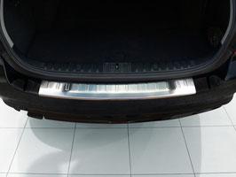 EDELSTAHL-Ladekantenschutz aus für BMW 3er E91 Kombi ab 09/2005-05/2012