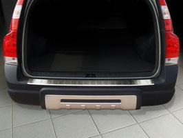 EDELSTAHL Ladekantenschutz für Volvo XC70 I Bauj. 2004 - 2007