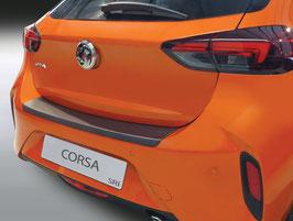 Ladekantenschutz schwarz für OPEL CORSA CORSA F nur Ultimate & GS Line Ausstattung nicht Electric ab Bj. 06/2019