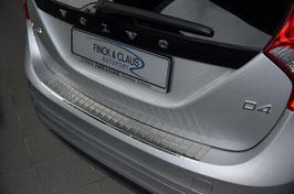 EDELSTAHL Ladekantenschutz für Volvo V60 ab Bauj. 2010