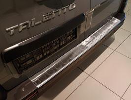Edelstahl Ladekantenschutz für Opel Vivaro B ab Bj. 08/2014 neue Form
