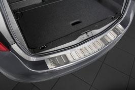 Edelstahl Ladekantenschutz für Opel Meriva-B ab 06/2010 , nicht OPC