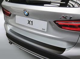 Ladekantenschutz Stoßstangenschutz für BMW X1 S/SE ab 09/2015