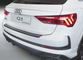 Ladekantenschutz für Audi Q3 Sportback ab Bj. 09/2019