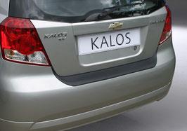 Ladekantenschutz für Chevrolet Kalos 5-türig bis2002-2006