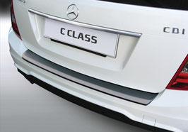 Ladekantenschutz für Mercedes C-Klasse T-Modell W204 Kombiab 06/2011 - 05/2014
