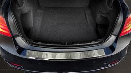 EDELSTAHL Ladekantenschutz für BMW 3er F30 4D ab 2012