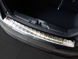 Edelstahl Ladekantenschutz Ford Fiesta MK8 5 türer ab Bj. 07/2017