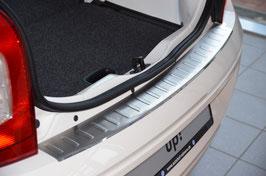 Edelstahl Ladekantenschutz für VW UP