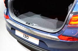 EDELSTAHL Ladekantenschutz für Hyundai i30 5 türer Typ PD ab Bj. 11/2016
