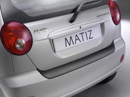 Ladekantenschutz für Chevrolet Matiz / Spark 5-türig bis 02/2010