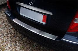 Edelstahl Ladekantenschutz für Mercedes A-Klasse 09/2004-04/2008
