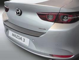 Ladekantenschutz für Mazda 3 Typ BP 4 türer nur Stufenheck/Limousine ab Bj. 03/2019