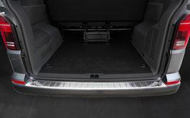 Edelstahl Ladekantenschutz für  VW T6 ab Bj. 04/2015 auch passend für VW T6.1 mit Heckklappe
