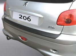 Ladekantenschutz für Peugeot 206 / 206CC