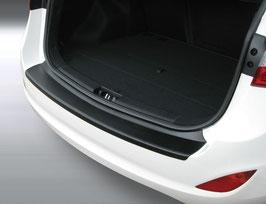 Ladekantenschutz Stoßstangenschutz für Hyundai i30 Kombi ab 09/2012-06/2017