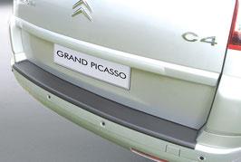Ladekantenschutz für Citroen C4 Grand Picasso 7Sitzer 10/2006-08/2013