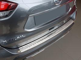 EDELSTAHL Ladekantenschutz für Nissan X-Trail III Facelift ab Bauj. 08/2017