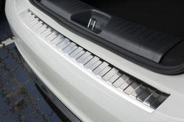 Edelstahl Ladekantenschutz für Mercedes A-Klasse Typ W176 nur AMG Bj. 09/2012 – 2018