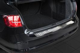 Edelstahl Ladekantenschutz für VW Jetta ab 2014