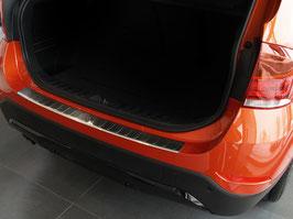 EDELSTAHL Ladekantenschutz für BMW X1 E84 10/2009-06/2012