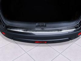 EDELSTAHL Ladekantenschutz für Nissan Qashqai Bauj. 2007 - 02/2014