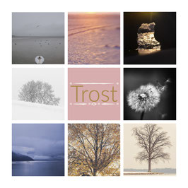 "Postkarten Edition ""Trost"""