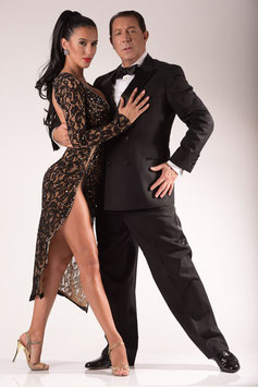 """Seminar """"The secret of Tango"""" von und mit Miguel Angel Zotto & Daiana Guspero"""