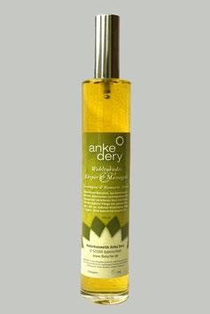 Körper & Massageöl  Lemongras - Rosmarin