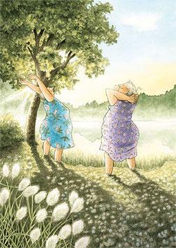 ZONNEGROET (063) - INGE LOOK: AUNTIES