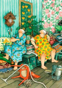 BOOS/RUZIE (044) - INGE LOOK: AUNTIES