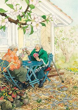 POTJE KAARTEN (004) - INGE LOOK: AUNTIES