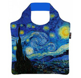 """THE STARRY NIGHT"" (VINCENT VAN GOGH) - ECOZZ"