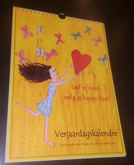 VERJAARDAGSKALENDER - HAPPY H-ART