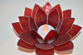 LOTUS CANDLE LIGHT: ROOD
