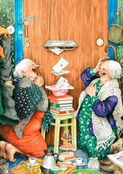 POST ONTVANGEN (023) - INGE LOOK: AUNTIES