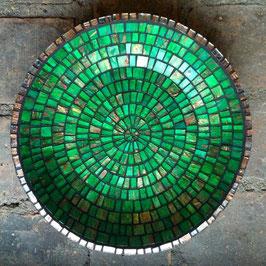 """Mosaikbetonschale """"Jade"""""""